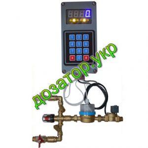 дозатор смеситель воды